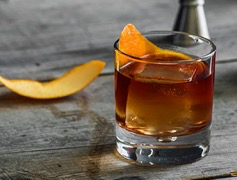 wild turkey old fashioned