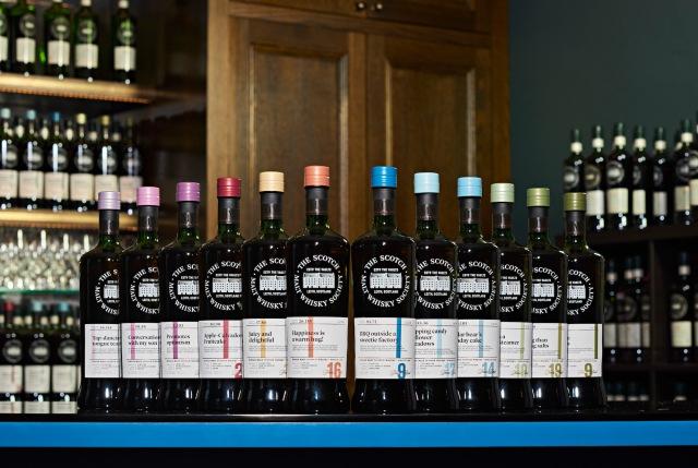 The Scotch Malt Whisky Society new bottle design 2 copy
