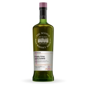 SMWS 112.14 single bottle6
