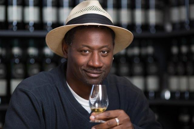 Ian Burrell Rum Ambassador (Photo credit - David Parry)[1]