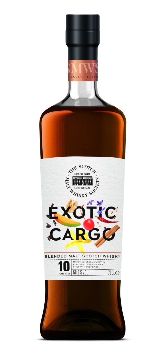 SMWS Exotic Cargo bottle
