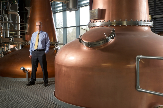 InchDairnie Distillery - MD Ian Palmer and the unique Lomond Hill still[4]
