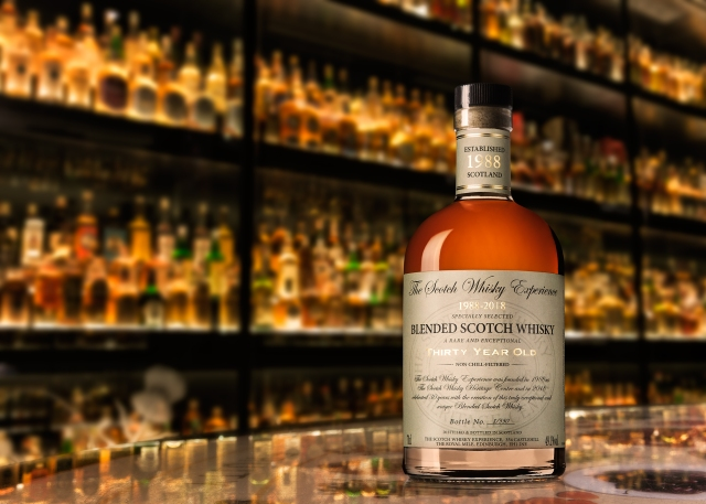 The Scotch Whisky Experience 30_Anniversary_bottle-web_size