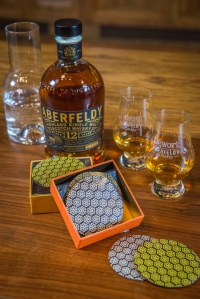 Chocolate and Whisky tasting at Dewars Aberfeldy