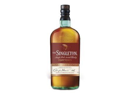 singleton malt masters selection
