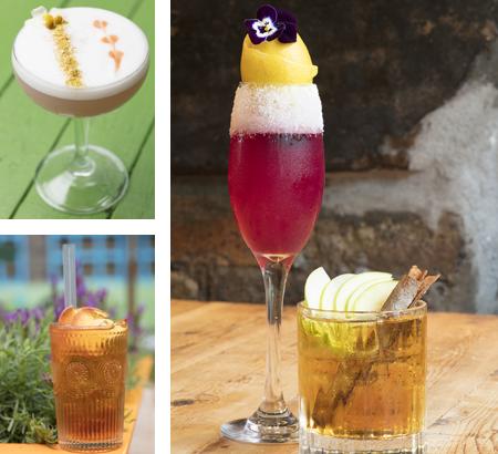 Top bars for the Edinburgh Festival - Braw Spirit