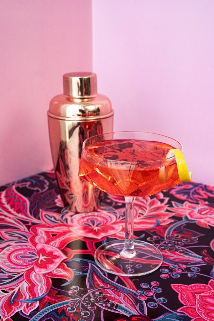 Picture of Rhuby Martinez cocktail